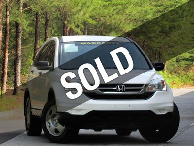 2010 Honda CR-V  AUX PORT, CHANGER STEERING WHEEL CONTROLS, NEVER SEEN SNOW OR F SUV