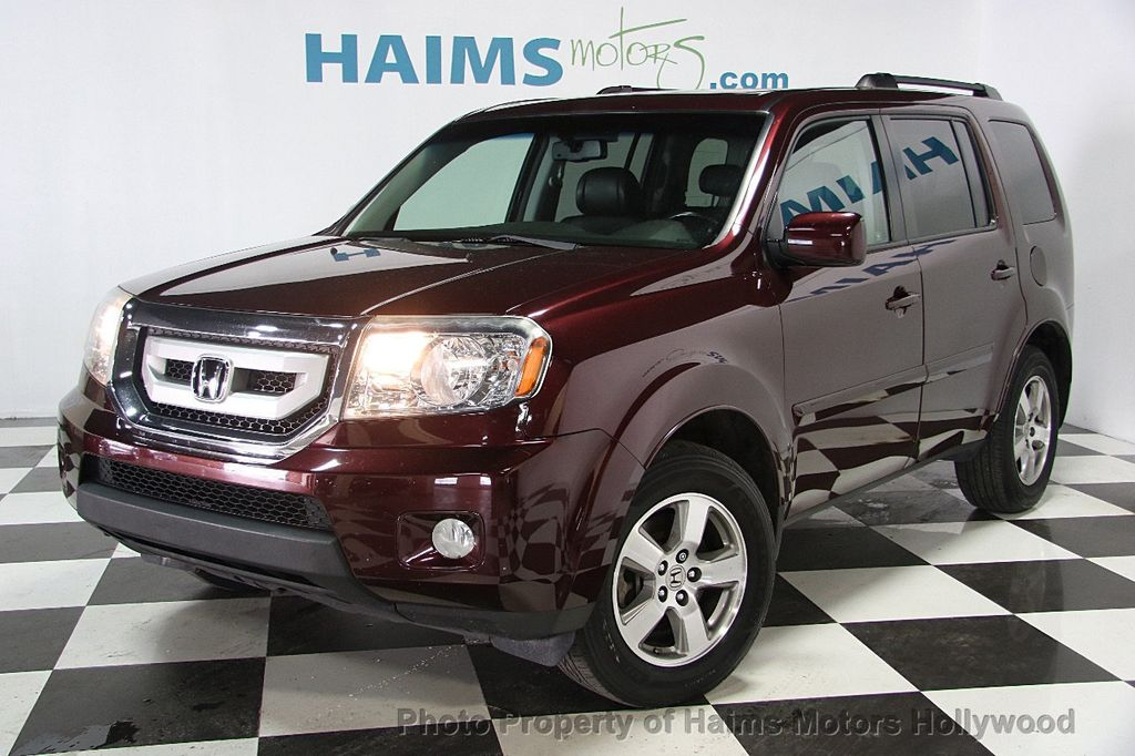 2010 used honda pilot 2wd 4dr ex l at haims motors serving ForUsed Honda Pilot 2010