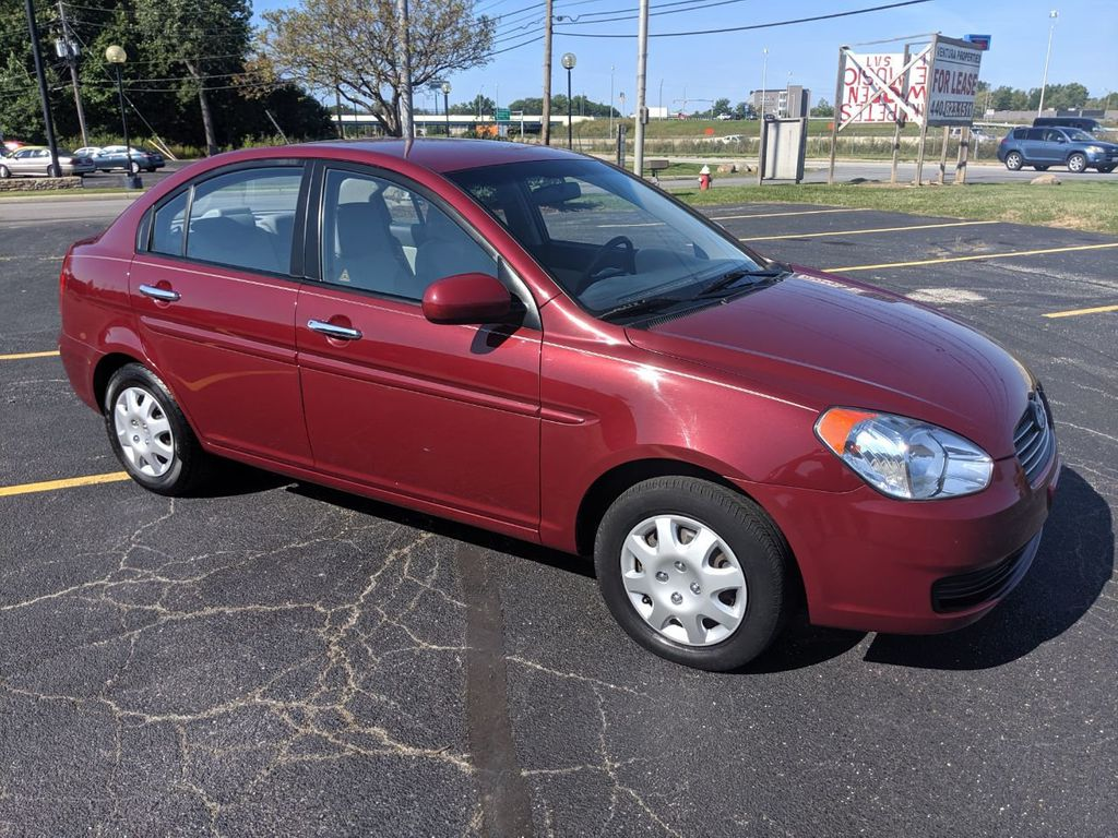 2010 Hyundai Accent GLS, AUTOMATIC, CRUISE, AUX, USB, KEYLESS ENTRY, STEEL WHEELS - 19259352 - 0