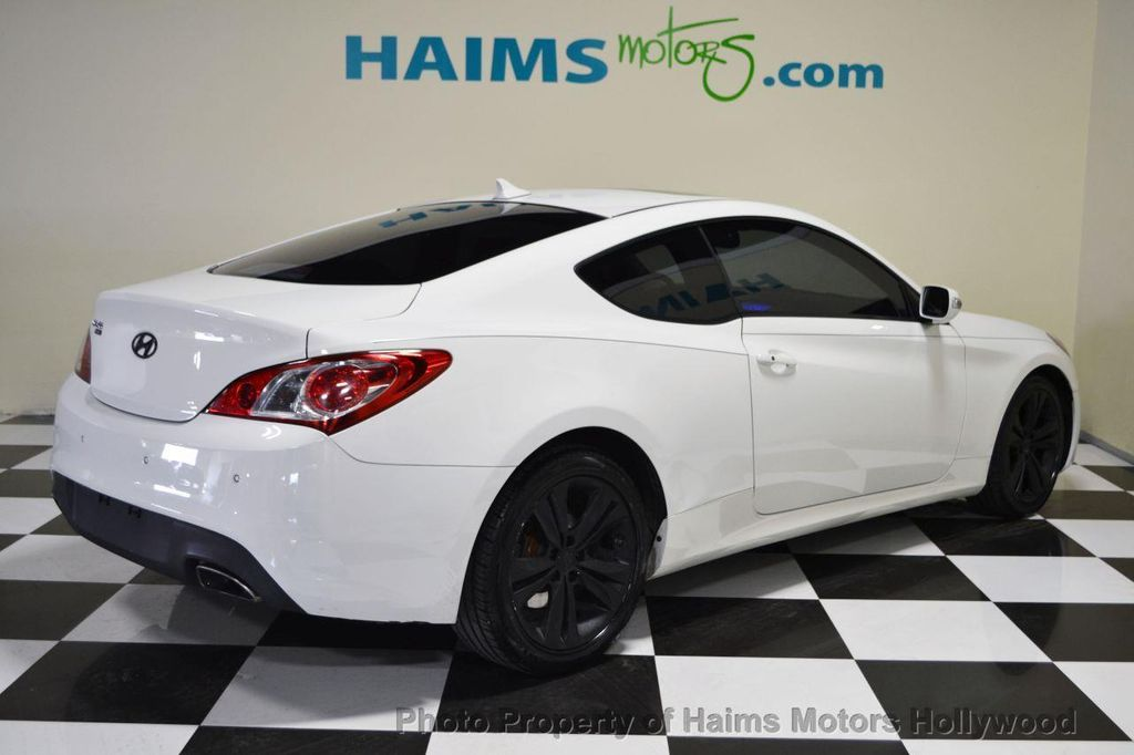 2010 Hyundai Genesis Coupe 2dr 3.8L Automatic Grand Touring W/Nav    14069215