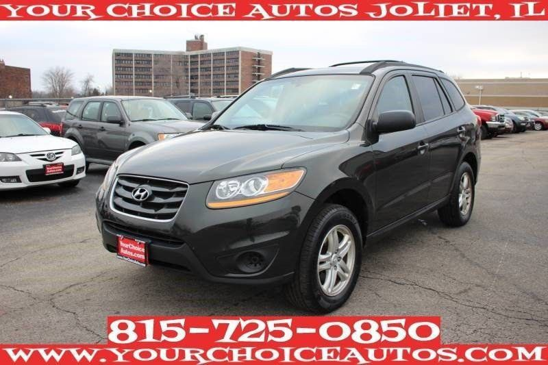 2010 Used Hyundai Santa Fe Gls 4dr Suv At Your Choice Autos Serving Posen Il Iid 19816853
