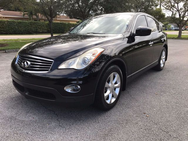 2010 Used Infiniti Ex35 Rwd 4dr Journey At A Luxury Autos Serving