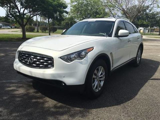 2010 Infiniti Fx35 Rwd 4dr Click To See Full Size Photo Viewer