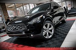2010 INFINITI FX50 - JN8BS1MW8AM830358