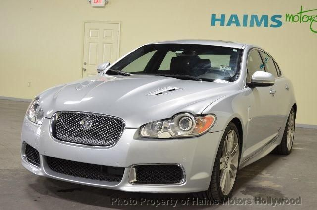 2010 Jaguar XF 4dr Sdn Supercharged   10581973   0