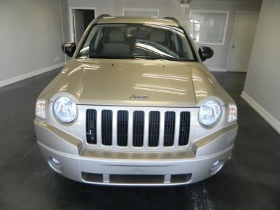 2010 Jeep Compass 2010 JEEP COMPASS 4WD LATITUDE 4WD 4X4 LOW MILES SUV