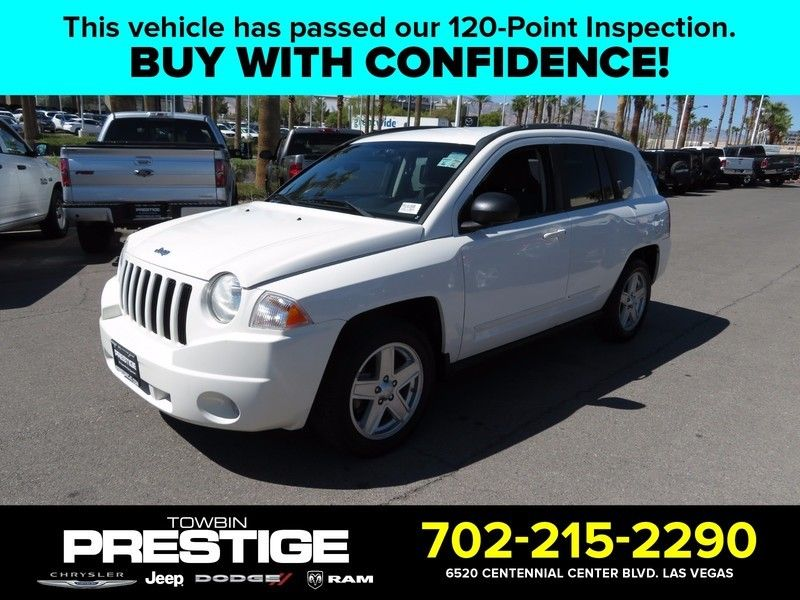 2010 Jeep Compass FWD 4dr Sport - 16857384 - 0