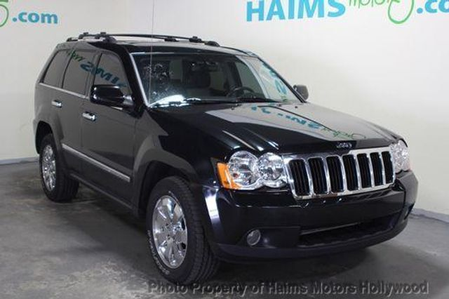 2010 used jeep grand cherokee limited at haims motors serving fort lauderdale hollywood miami. Black Bedroom Furniture Sets. Home Design Ideas