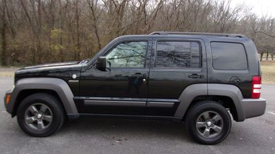 2010 Jeep Liberty 4WD 4dr Renegade SUV
