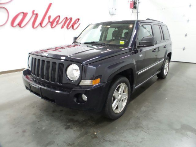2010 Used Jeep Patriot 4WD 4dr Latitude at WeBe Autos Serving Long Island,  NY, IID 17896971