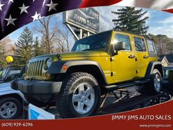 2010 Jeep Wrangler Unlimited - 1J4HA3H18AL203811