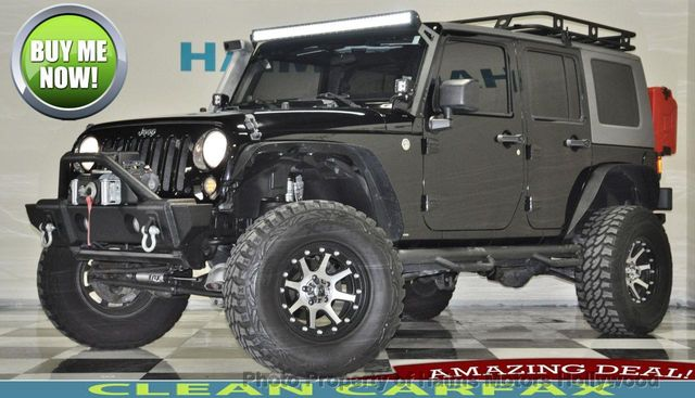 2010 Jeep Wrangler Unlimited Sahara   11380266