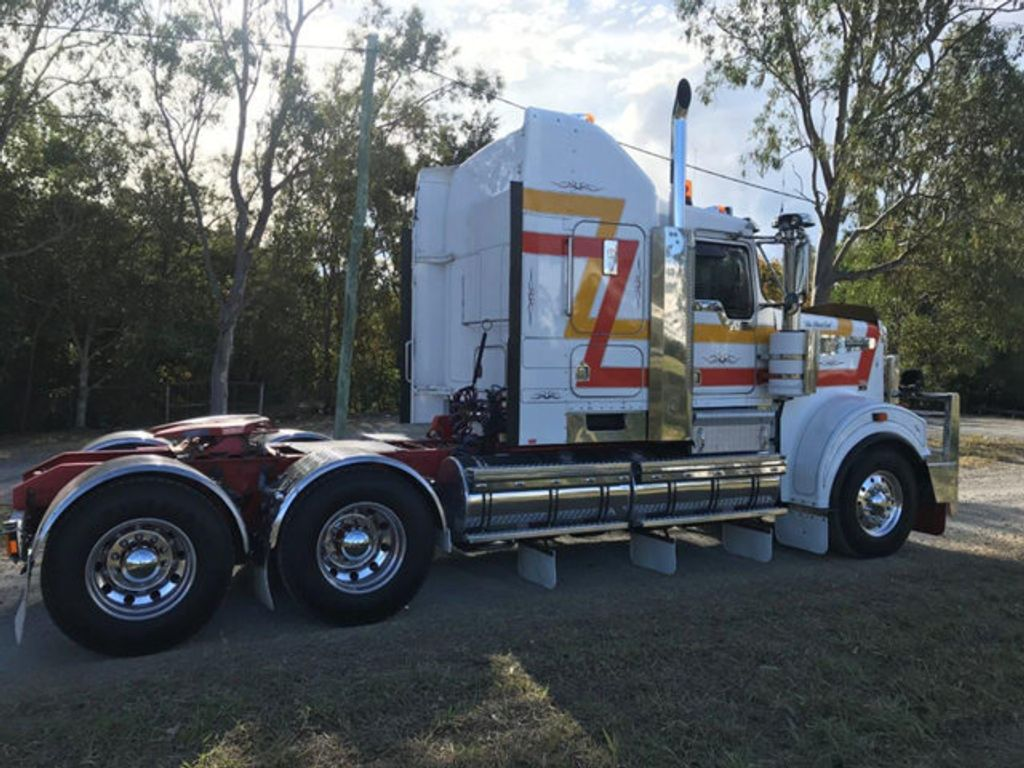 2010 Used Kenworth T908 6x4 at Penske Power Systems - Perth Serving  Hazelmere, WA, IID 18982233