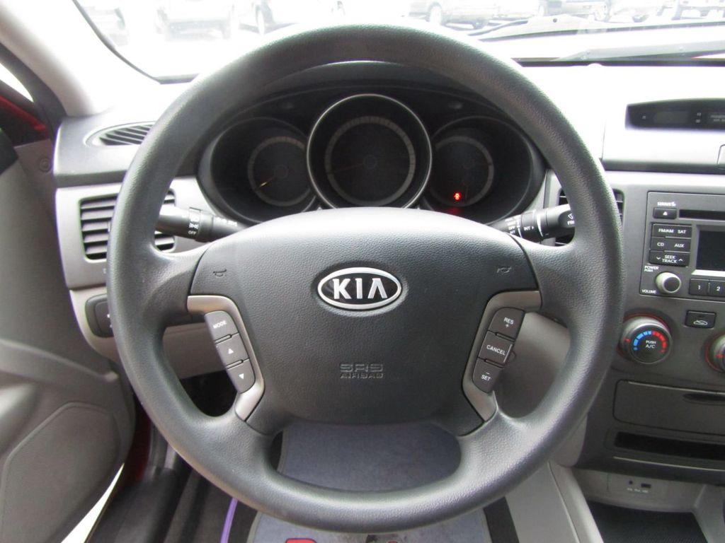 2010 Kia Optima LX - 17990042 - 15