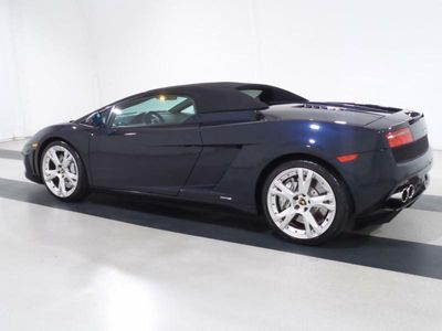 2010 Lamborghini Gallardo 2dr LP560-4 Convertible Spyder - Click to see full-size photo viewer