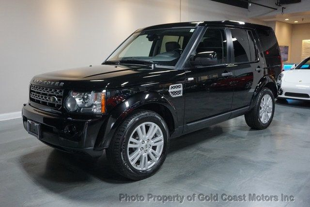 2010 Land Rover LR4 4WD 4dr V8 LUX - Click to see full-size photo viewer