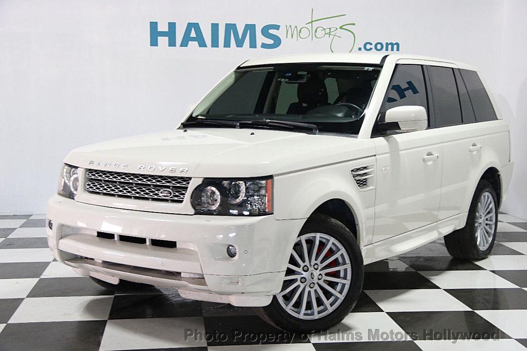 2010 Used Land Rover Range Rover Sport 4WD 4dr HSE at Haims Motors ...