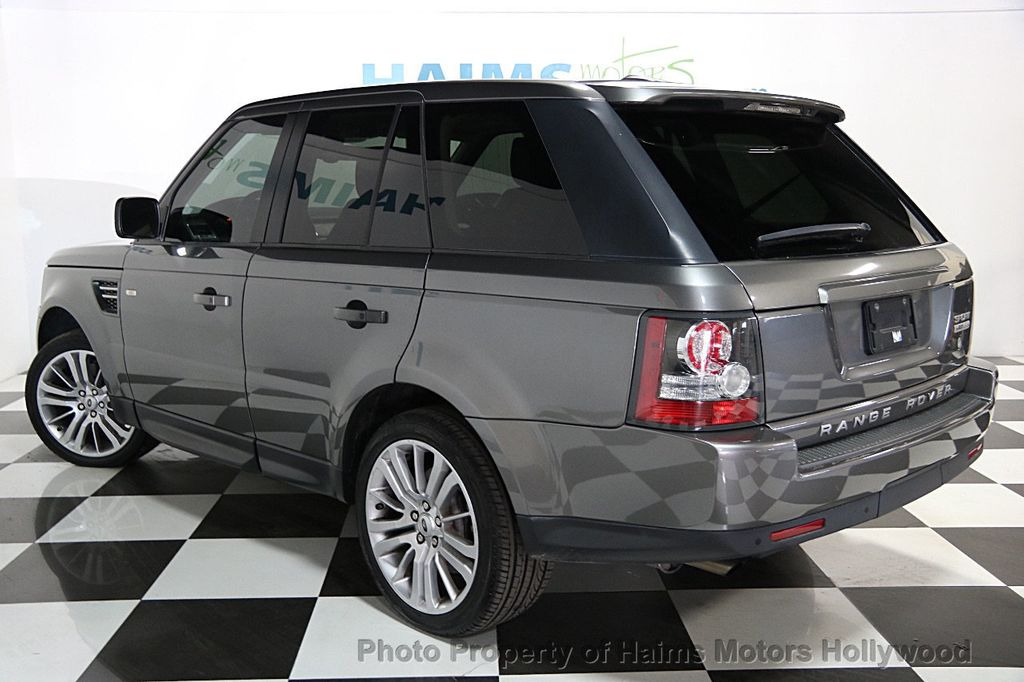 2010 used land rover range rover sport 4wd 4dr hse lux at haims motors hollywood serving fort. Black Bedroom Furniture Sets. Home Design Ideas