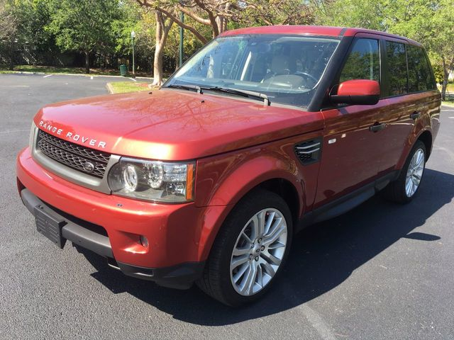 2010 Used Land Rover Range Rover Sport 4WD 4dr HSE LUX at A Luxury ...