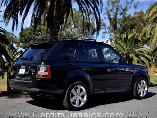 2010 Land Rover Range Rover Sport 4WD 4dr HSE LUX - Click to see full-size photo viewer