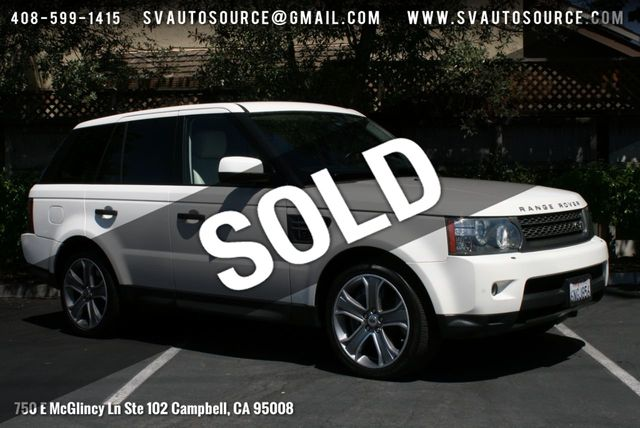 Land Rover Sport >> 2010 Land Rover Range Rover Sport 4wd 4dr Sc Suv For Sale Campbell Ca 15 999 Motorcar Com