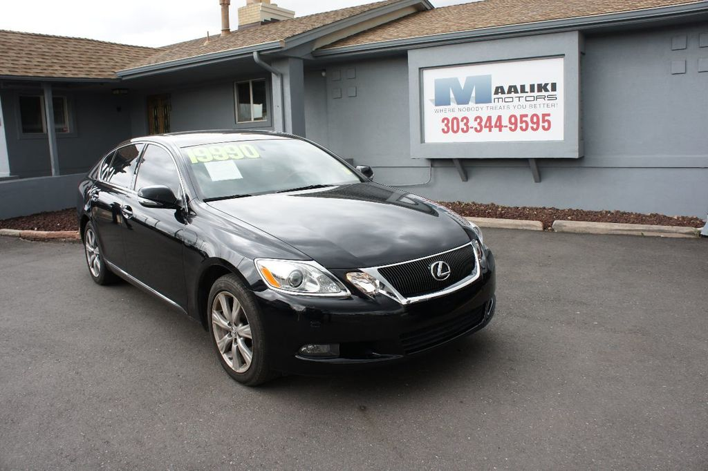 2010 Used Lexus Gs 350 4dr Sedan Awd At Maaliki Motors Serving