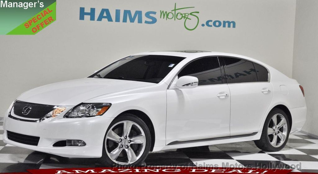 2010 Used Lexus Gs 350 4dr Sedan Rwd At Haims Motors Serving Fort