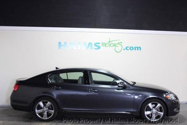 2010 Used Lexus Gs 350 At Haims Motors Serving Fort Lauderdale