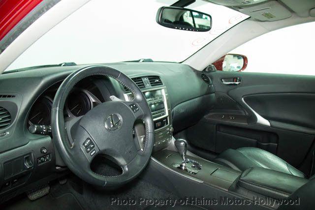 2010 Lexus IS 250 Base Trim   14814816   15