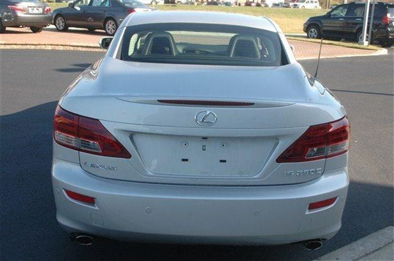 2010 Lexus IS 250 Base Trim - 7885844 - 2
