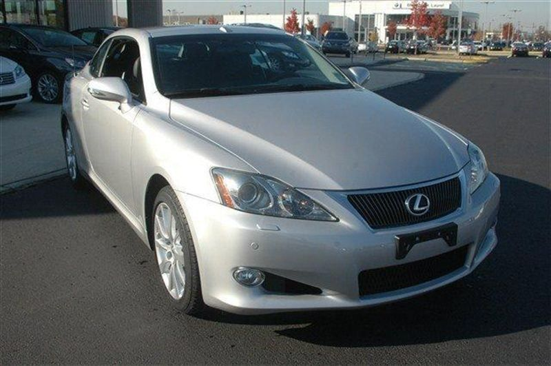 2010 Lexus IS 250 Base Trim - 7885844 - 4
