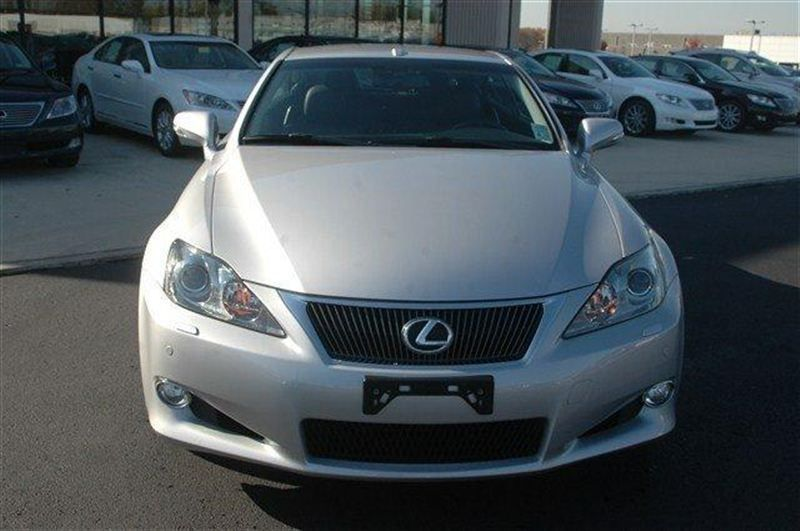 2010 Lexus IS 250 Base Trim - 7885844 - 5