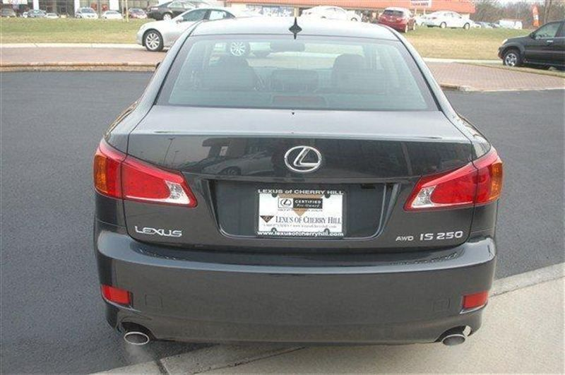 2010 Lexus IS 250 Base Trim - 8102062 - 2