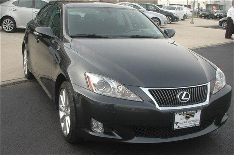 2010 Lexus IS 250 Base Trim - 8102062 - 4