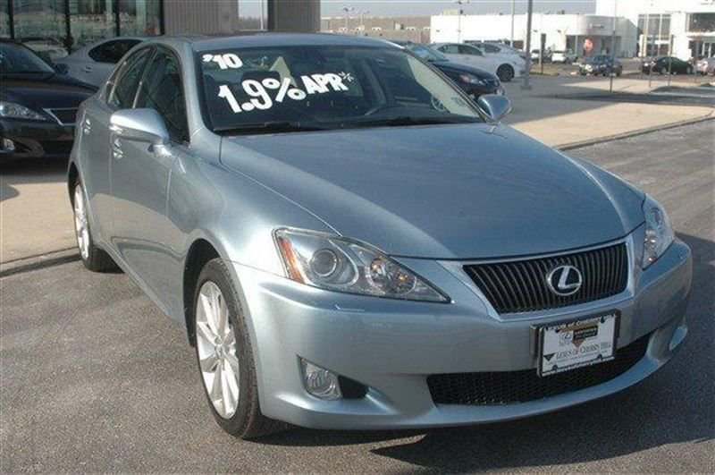 2010 Lexus IS 250 Base Trim - 8200148 - 4