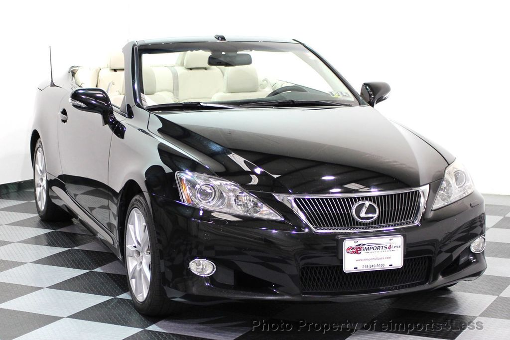 2010 used lexus is 250c certified is250c convertible camera navi at eimports4less serving. Black Bedroom Furniture Sets. Home Design Ideas