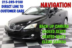 2010 Lexus IS 250C - JTHFF2C28A2500834