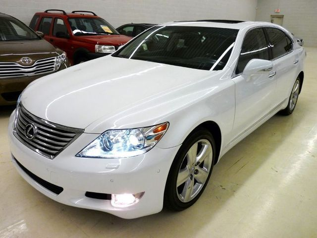 2010 used lexus ls 460 l at luxury automax serving chambersburg pa iid 7580438. Black Bedroom Furniture Sets. Home Design Ideas