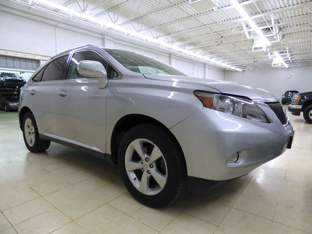 2010 Lexus RX  - Click to see full-size photo viewer