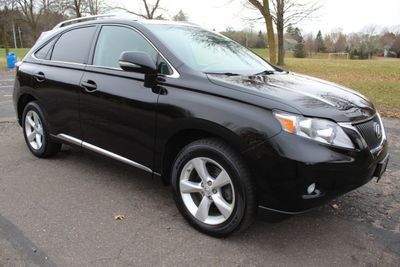 2010 Lexus RX 350 AWD LEATHER MOONROOF NAVIGATION SUV
