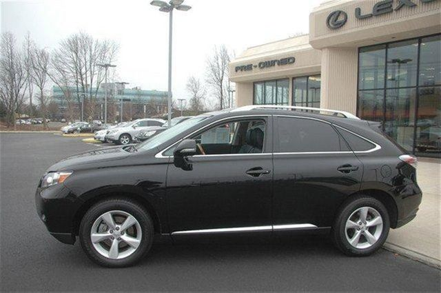 2010 Lexus RX 350 SUV   2T2BK1BA5AC012887   0