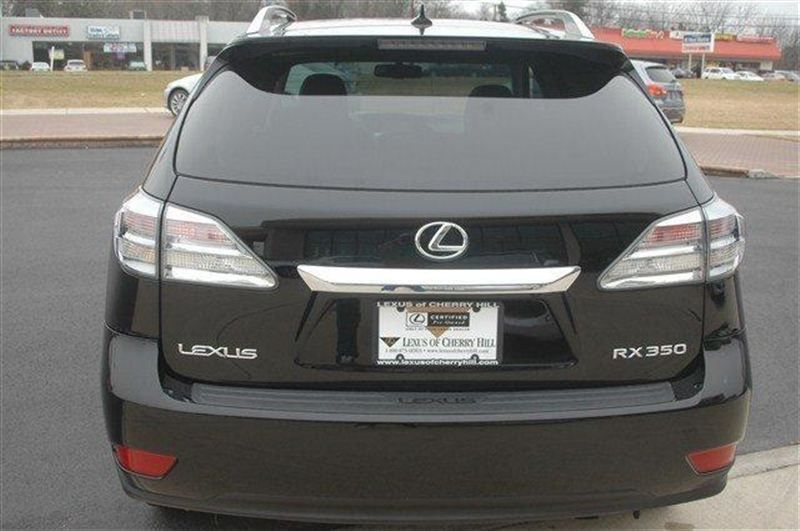 2010 Lexus RX 350 Base Trim - 8253075 - 1