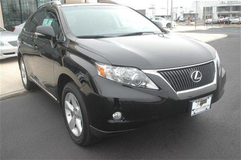 2010 Lexus RX 350 Base Trim - 8253075 - 3