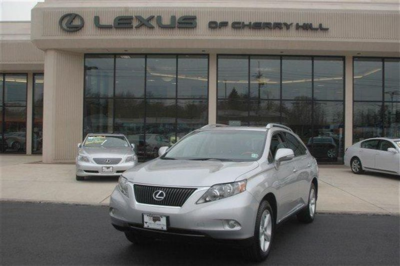 2010 Lexus RX 350 Base Trim - 8282665 - 1