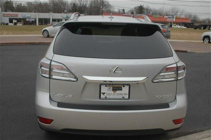 2010 Lexus RX 350 Base Trim - 8282665 - 2