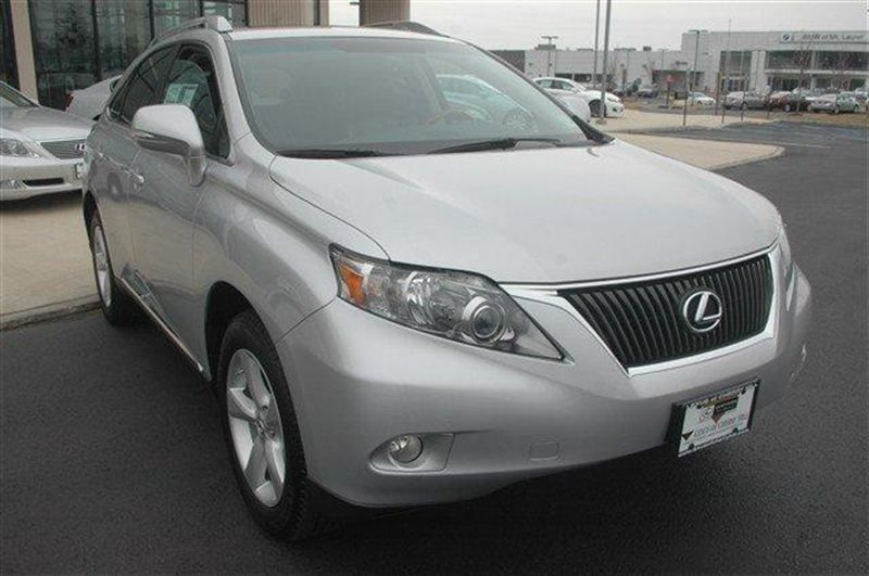 2010 Lexus RX 350 Base Trim - 8282665 - 4