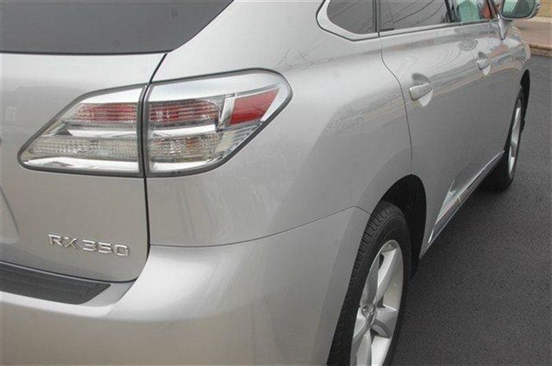 2010 Lexus RX 350 Base Trim - 8282665 - 8