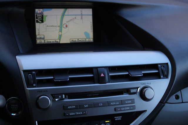 2010 Lexus RX 350 RX350 NAVIGATION LEATHER MOONROOF - Click to see full-size photo viewer