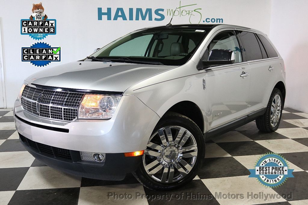 2010 Lincoln MKX FWD 4dr - 18684328 - 0