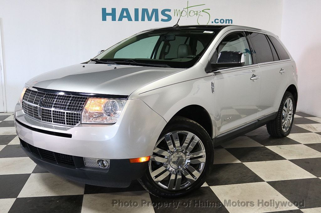 2010 Lincoln MKX FWD 4dr - 18684328 - 1